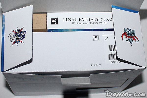 PS Vita Collector Final Fantasy X/X-2 HD Remaster Resolution Box