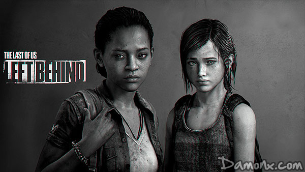 DLC The Last of Us : Left Behind