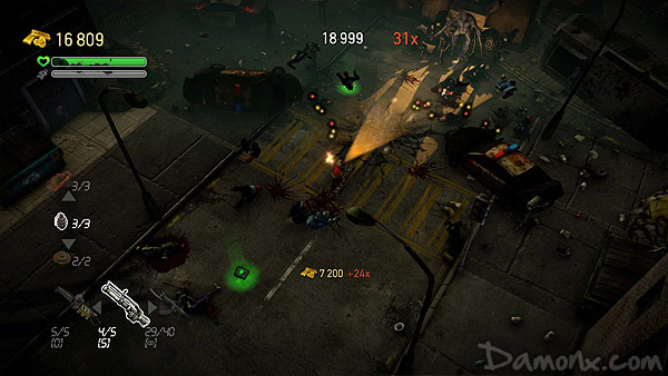 [Test Express] Dead Nation : Apocalypse Edition sur PS4