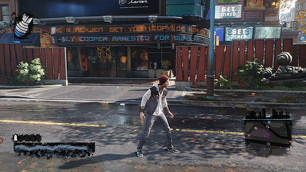 inFAMOUS Second Son easter eggs