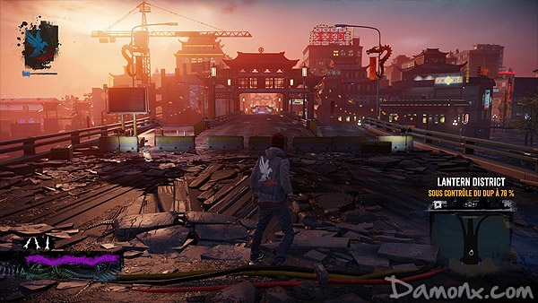 [Test] inFAMOUS Second Son sur PS4