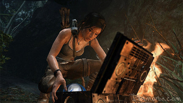 130e Trophée Platine : Tomb Raider : Definitive Edition