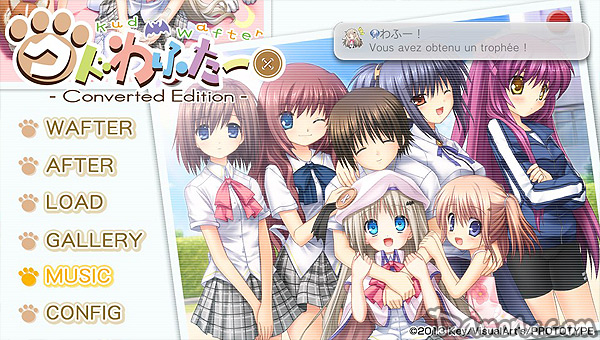 Kud Wafter Converted Edition PS Vita