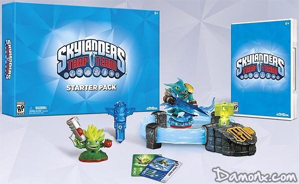 Activision Dévoile Skylanders Trap Team !