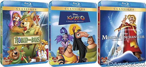 [Bon Plan] 2 Blu Ray Achetés = le 3e Offert