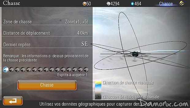 [Destiny of Spirits] Chasse Evénement : Esprit Limité de la Place de la Concorde