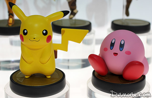 [E3 2014] Photos des Figurines Amiibo de Nintendo