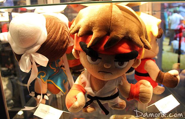 Les Produits Dérivés Capcom