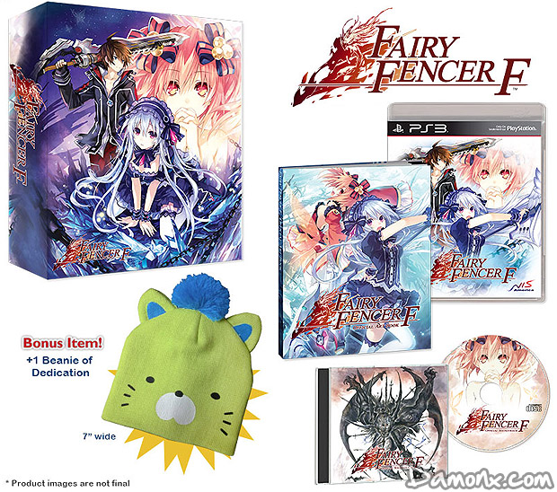 [Pré-co] Fairy Fencer F Limited Edition sur PS3