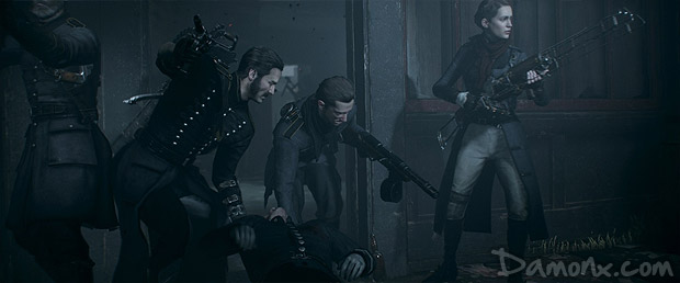 [E3 2014] Preview The Order 1886 sur PS4