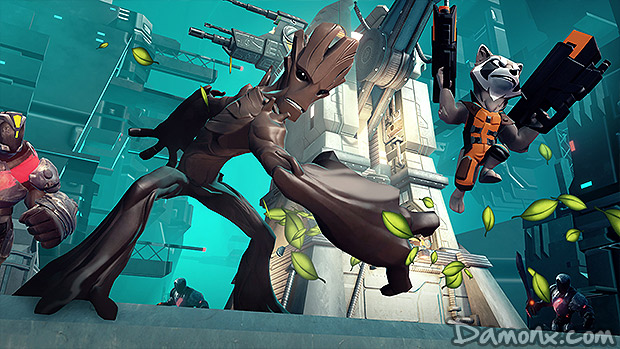 [Preview] Disney Infinity 2.0 Pack Aventure Les Gardiens de la Galaxie