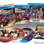 [Pré-co] Samurai Warriors 4 – Edition Special Anime Pack sur PS4