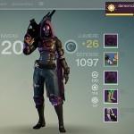 [Destiny] Level 26 : Equipements et Impressions après 40h de Jeu