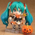 [Préco] Figurine Nendoroid Hatsune Miku: Halloween Ver.