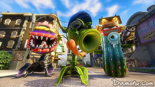[Coup de Coeur] Plants vs Zombies : Garden Warfare sur PS4