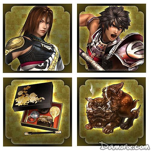 [Pré-co] Samurai Warriors 4 - Edition Special Anime Pack sur PS4