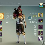 [Destiny] Level 28 : Equipements et Impressions après 94h de Jeu
