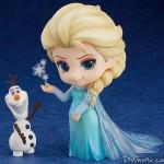 [Pré-co] Figurine Nendoroid Elsa de la Reine des Neiges