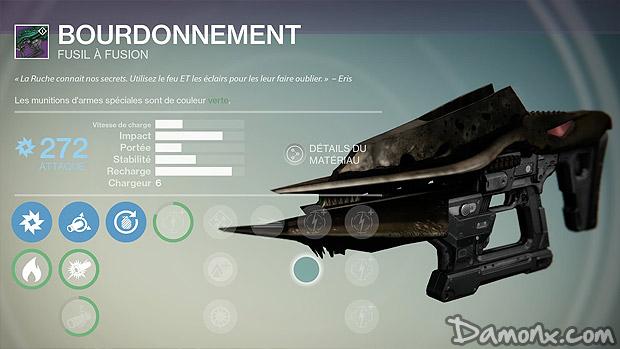 Destiny Extension 1 : Les Ténèbres Souterraines