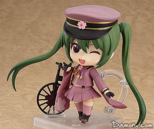 Figurine Nendoroid Hatsune Miku : Senbonzakura Ver.