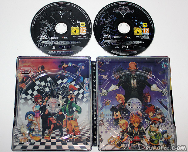 Kingdom Hearts HD 2.5 ReMIX – Edition Collector PS3