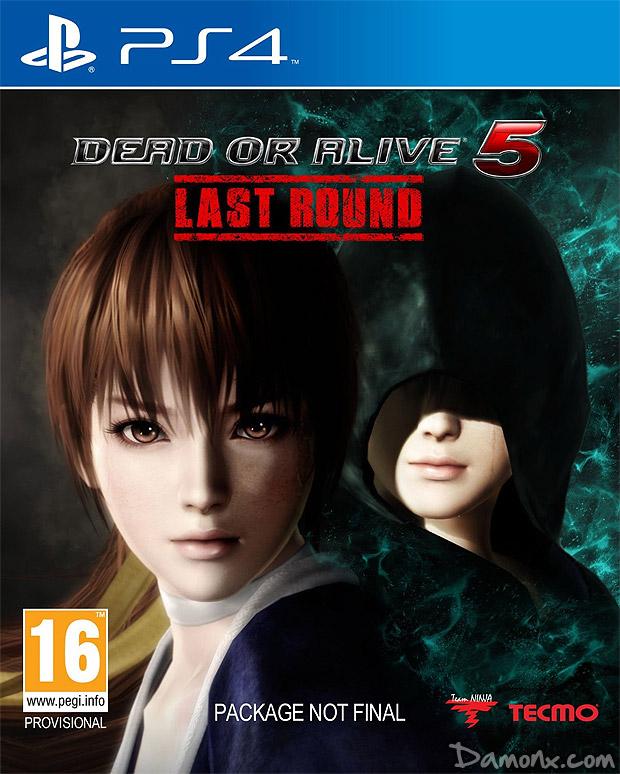 Dead or Alive 5: Last Round sur PS4