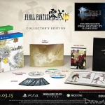 [Pré-commande] Final Fantasy Type-0 HD – Edition Collector PS4
