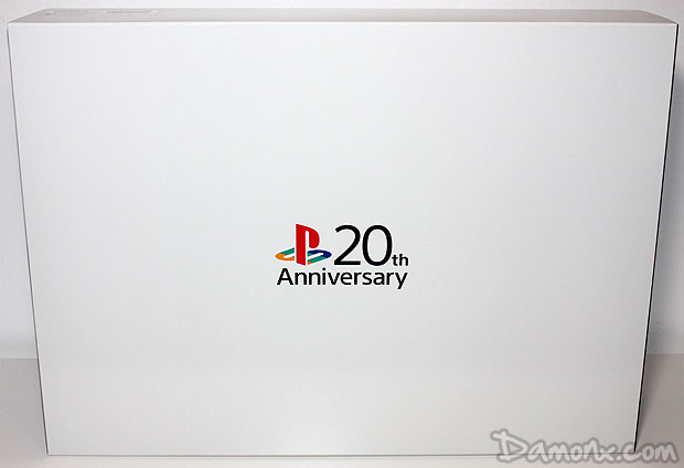 Unboxing PS4 20th Anniversary