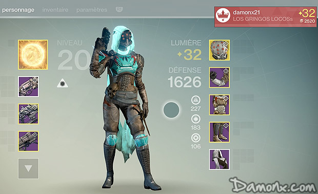 """[Destiny] Raid 33 """"La Chute de Cropta"""" Terminé !"""