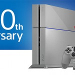 [Commande] Console PS4 20th Anniversary