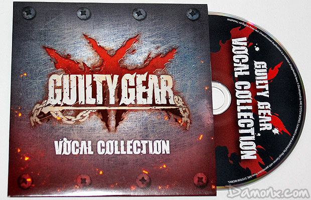 [Unboxing] Guilty Gear Xrd SIGN – Limited Edition sur PS4