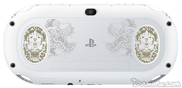 Console PS Vita Collector Yakuza Zero