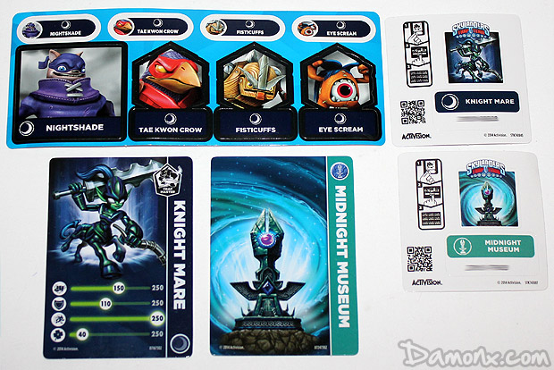 Skylanders : Trap Team - Pack d'Extension Élément Ténèbres