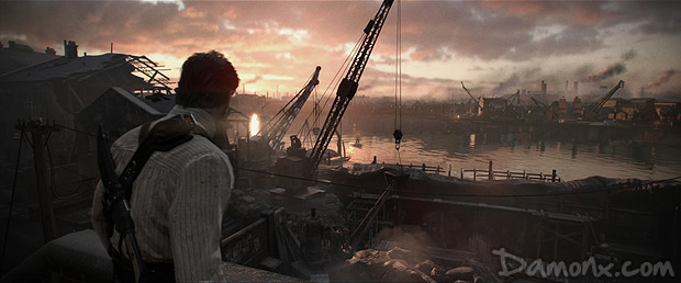 Test The Order 1886 sur PS4