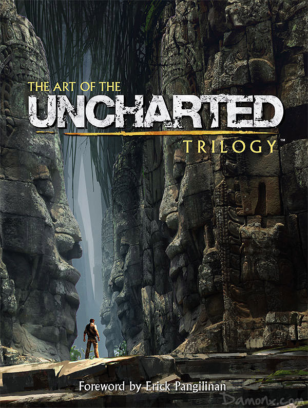 [Pré-co] The Art of The Uncharted Trilogy