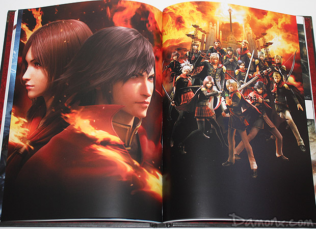 Unboxing Final Fantasy Type-0 HD – Edition Collector PS4
