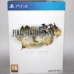 [Unboxing] Final Fantasy Type-0 HD – Edition Collector PS4