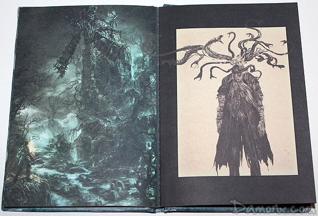 Unboxing Press Kit Bloodborne PS4