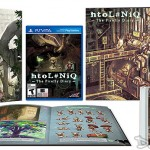 [Commande] htoL#NiQ : The Firefly Diary Limited Edition sur PS Vita