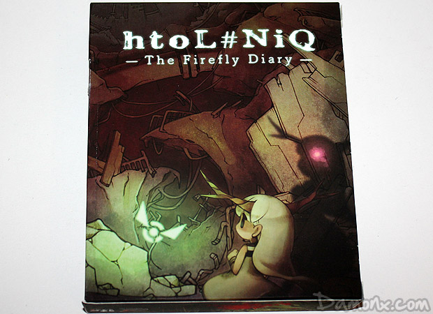 [Unboxing] htoL#NiQ : The Firefly Diary Limited Edition sur PS Vita