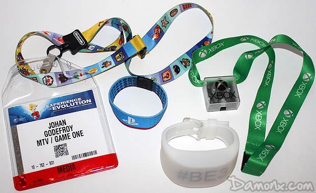 E3 2015 Goodies