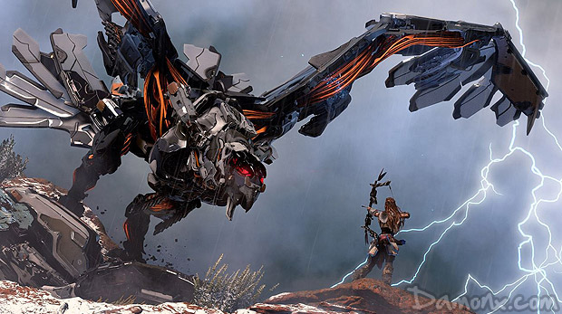 [Preview] Horizon : Zero Dawn sur PS4