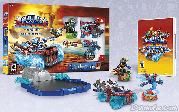 [Preview] Skylanders Superchargers