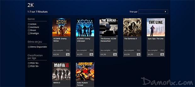 [Bon Plan] Soldes et Promotions sur le PS Store (PS4, PS3, PS Vita)