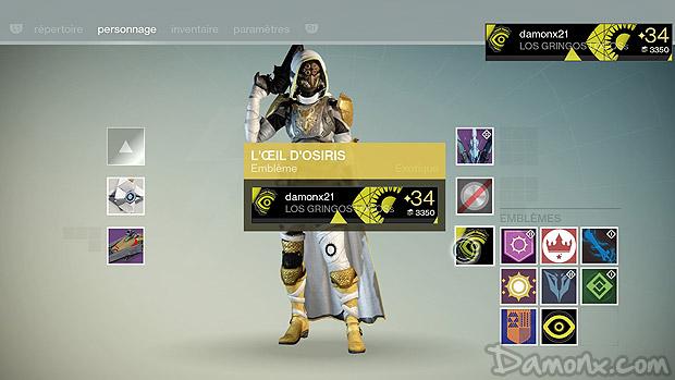 [Destiny] Osiris 9-0 et Visite du Phare de Mercure !