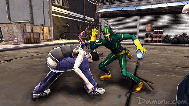 Kick Ass 2 sur PS3