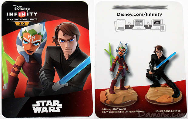 [Unboxing] Disney Infinity 3.0 : Star Wars - Pack de Démarrage