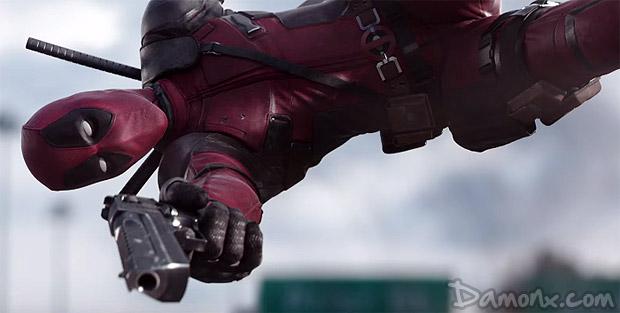 1ere Bande Annonce Non Censurée du Film Deadpool !