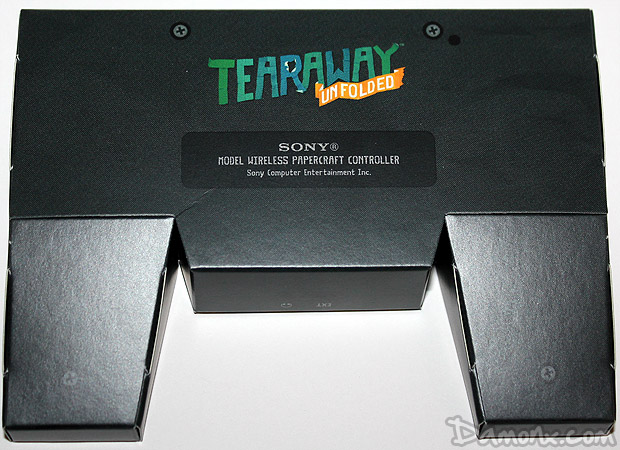 Unboxing Tearaway Unfolded sur PS4