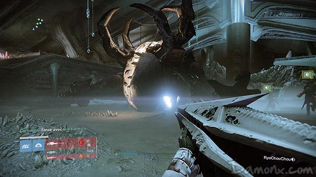 [Destiny] Raid Level 41 « La Chute du Roi » Terminé !